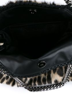 Falabella Shoulder Bag Stella Mccartney                                                                                                              чёрный цвет