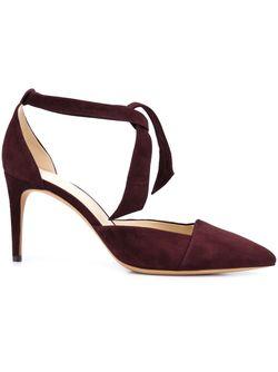 Туфли С Заостренным Носком Alexandre Birman                                                                                                              красный цвет