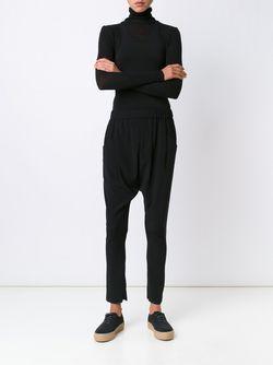 Drop-Crotch Trousers BAJA EAST                                                                                                              черный цвет