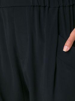 Drop-Crotch Trousers BAJA EAST                                                                                                              чёрный цвет