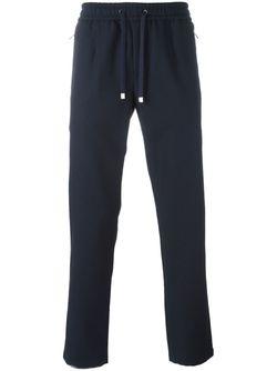 Спортивные Брюки Dolce & Gabbana                                                                                                              синий цвет