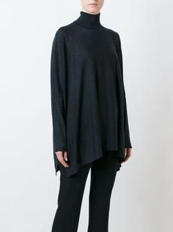 Turtleneck Oversized Sweater P.A.R.O.S.H.                                                                                                              серый цвет