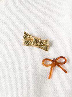 Джемпер С Бантиками J.W. Anderson                                                                                                              белый цвет