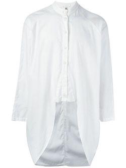Асимметричная Рубашка Lost & Found Ria Dunn                                                                                                              белый цвет