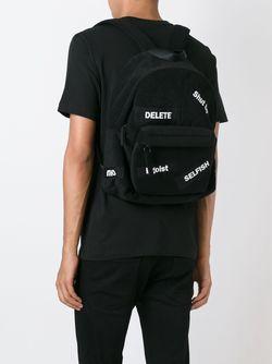 Рюкзак Egoist Joshua Sanders                                                                                                              чёрный цвет