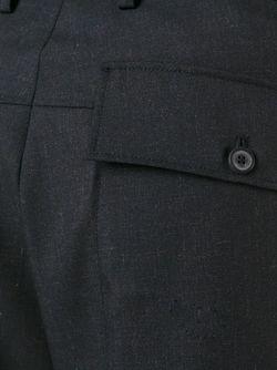 Широкие Брюки Lanvin                                                                                                              чёрный цвет