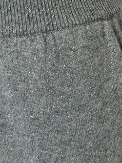Трикотажные Спортивные Брюки Blumarine                                                                                                              серый цвет