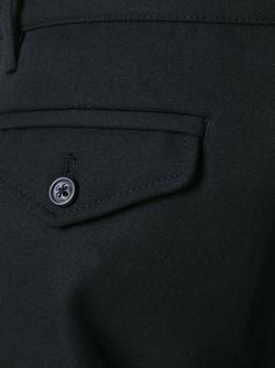 Укороченные Брюки Marc Jacobs                                                                                                              черный цвет