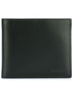 Складной Бумажник С Принтом Магнитофона Paul Smith                                                                                                              чёрный цвет