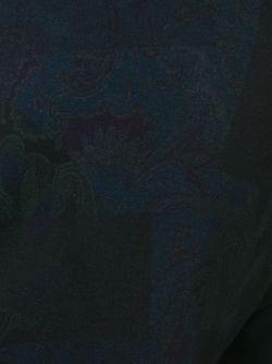 Спортивные Брюки С Принтом Пейсли Etro                                                                                                              черный цвет
