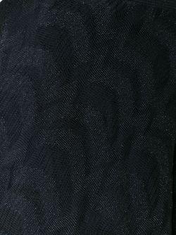 Брюки Зигзагообразной Вязки Missoni                                                                                                              чёрный цвет