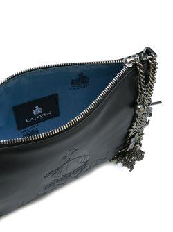 Клатч Nomad Lanvin                                                                                                              чёрный цвет