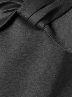 Толстовка С Перекрутом No21                                                                                                              серый цвет