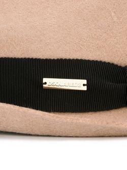 Фетровая Шляпа Dsquared2                                                                                                              Nude & Neutrals цвет