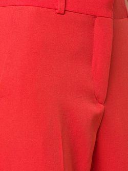 Брюки Прямого Кроя Givenchy                                                                                                              красный цвет
