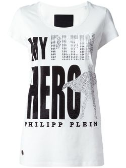 Футболка Month Philipp Plein                                                                                                              белый цвет