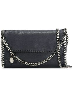 Сумка На Плечо Shaggy Deer Falabella Stella Mccartney                                                                                                              синий цвет