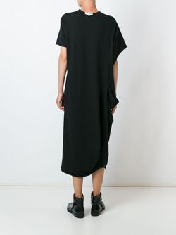 Драпированное Платье Lost & Found Rooms                                                                                                              чёрный цвет