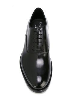 Классические Туфли Оксфорды Doucal's                                                                                                              чёрный цвет