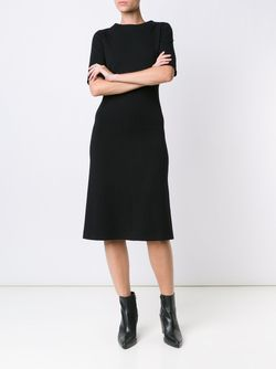 Платье Миди Agnona                                                                                                              черный цвет
