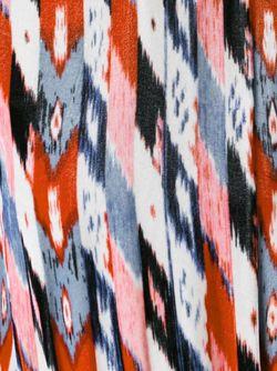 Бархатное Платье Landen Isabel Marant Étoile                                                                                                              многоцветный цвет