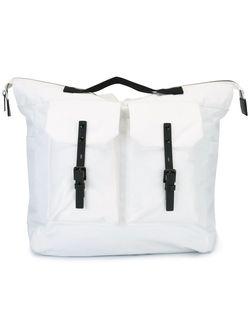 Большой Рюкзак Frank Ally Capellino                                                                                                              белый цвет