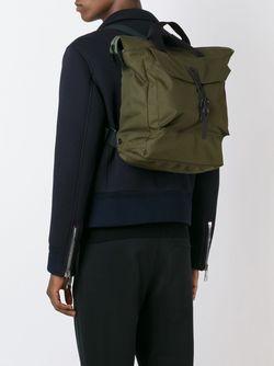 Рюкзак Frances Ally Capellino                                                                                                              зелёный цвет