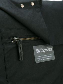 Сумка-Сэтчел Jeremy Ally Capellino                                                                                                              чёрный цвет