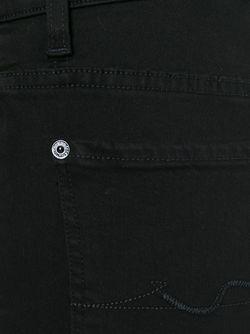 Расклешенные Джинсы 7 for all mankind                                                                                                              черный цвет