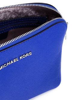 Большая Сумка Через Плечо Cindy Michael Michael Kors                                                                                                              синий цвет