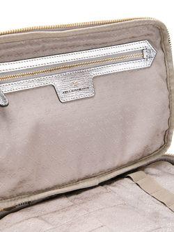 Классическая Косметичка Anya Hindmarch                                                                                                              серый цвет