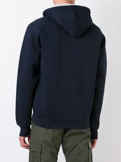 Куртка С Капюшоном Carhartt                                                                                                              синий цвет