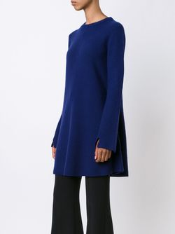 Платье Свободного Кроя Proenza Schouler                                                                                                              синий цвет
