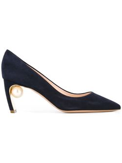 Туфли Maeva Nicholas Kirkwood                                                                                                              синий цвет