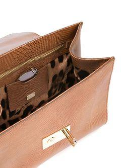 Средняя Сумка-Тоут Monica Dolce & Gabbana                                                                                                              коричневый цвет