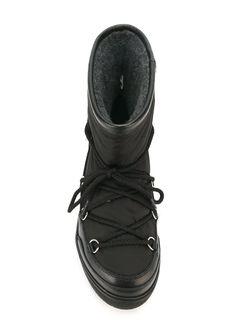 Зимние Ботинки Fanny Moncler                                                                                                              черный цвет