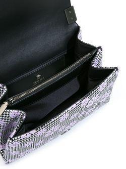 Сумка На Плечо Palazzo Medusa Versace                                                                                                              чёрный цвет