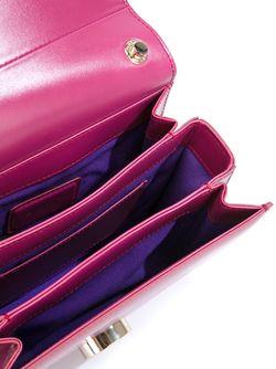 Сумка На Плечо Bulgari                                                                                                              розовый цвет