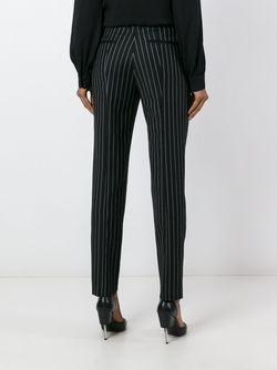 Брюки В Полоску Givenchy                                                                                                              черный цвет