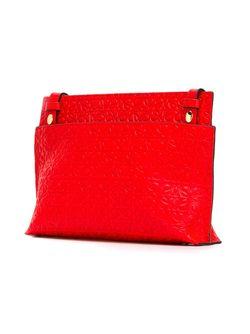 Маленькая Сумка Через Плечо Loewe                                                                                                              красный цвет