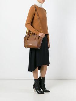 Amy Tote Salvatore Ferragamo                                                                                                              коричневый цвет