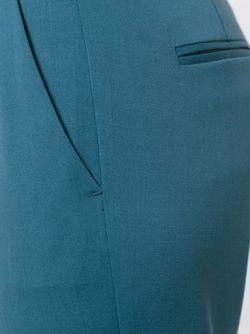 Укороченные Брюки Etro                                                                                                              синий цвет