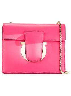 Сумка На Плечо Thalia Salvatore Ferragamo                                                                                                              розовый цвет