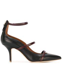 Туфли С Ремешками MALONE SOULIERS                                                                                                              чёрный цвет