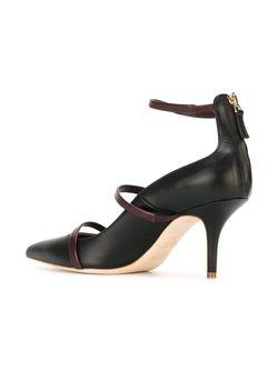 Туфли С Ремешками MALONE SOULIERS                                                                                                              черный цвет