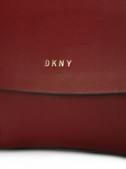 Маленькая Сумка Через Плечо Donna Karan                                                                                                              красный цвет