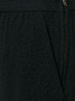 Шорты До Колена С Заниженной Проймой Masscob                                                                                                              чёрный цвет