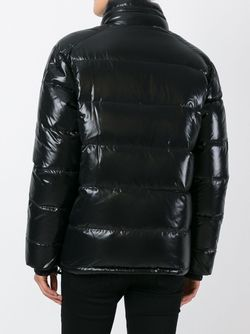Двухсторонний Пуховик Look Who X Friendswithyou Moncler                                                                                                              чёрный цвет