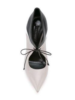 Туфли-Лодочки Blade На Шпильке Casadei                                                                                                              черный цвет