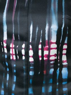 Платье С Абстрактным Узором Tomas Maier                                                                                                              чёрный цвет
